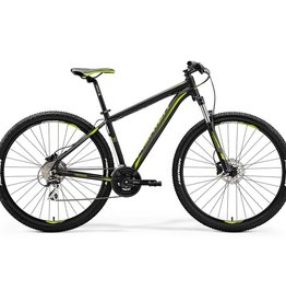 Merida Merida Big Nine 20-D 2018 Black/Green