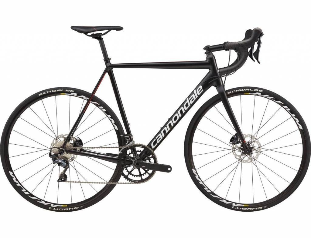 Cannondale Cannondale CAAD12 Disc Ultegra BLK 2018