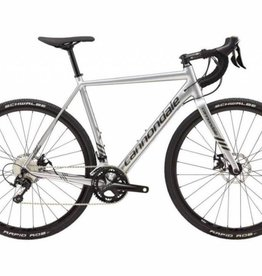 Cannondale Cannondale CAADX 105 Silver/Black 2018