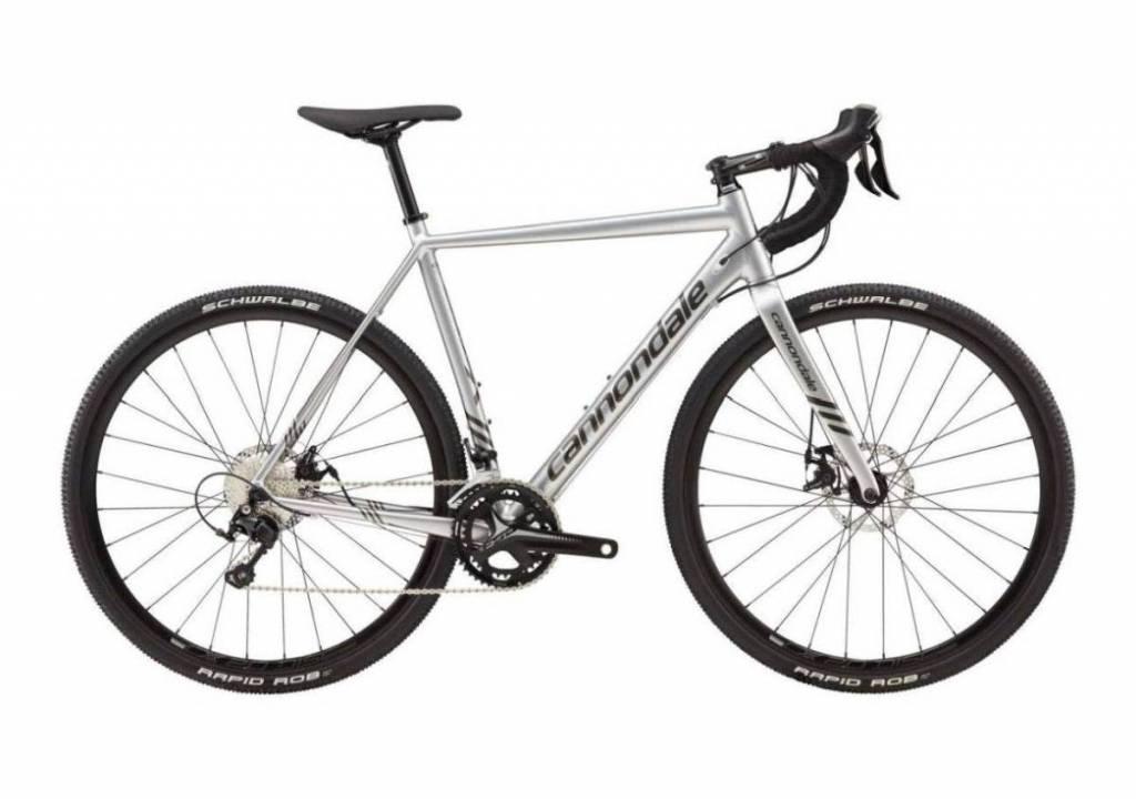 Cannondale Cannondale CAADX 105 Silver/Black 2018
