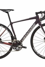 Cannondale Cannondale Synapse Carbon Disc Ultegra Di2 Womens Dark Grey/Silver/Orange 2018