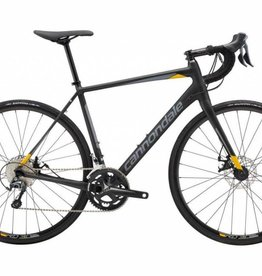 Cannondale Cannondale Synapse Al Disc Tiagra Black/Yellow 2018
