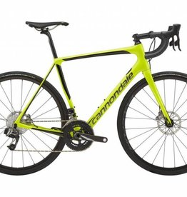 Cannondale Cannondale Synapse Carbon Disc Red eTap Lime Green/Black 2018