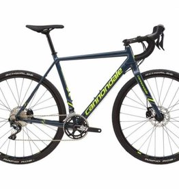 Cannondale Cannondale CAADX Ultegra Blue/Green 2018