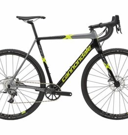 Cannondale Cannondale SuperX Force 1 Black/Grey/Green 2018