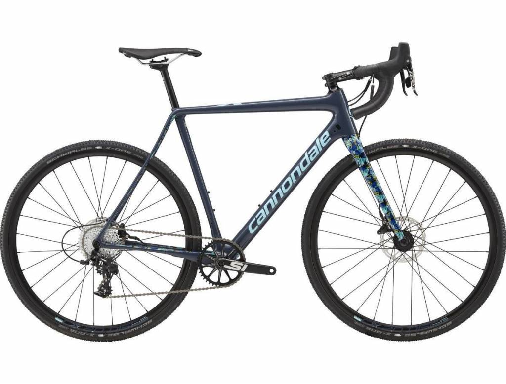 Cannondale Cannondale SuperX Apex 1 Blue 2018