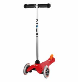 Microscooter MICROSCOOTER MINI RED