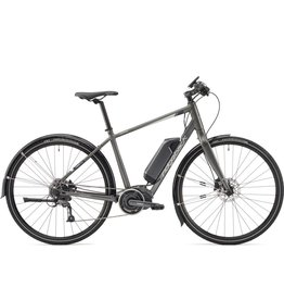 Ridgeback EBike Ridgeback 2018 Cyclone Electric Bike Grey
