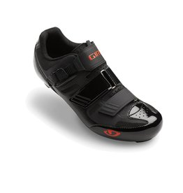 Giro GIRO APECKX II HV ROAD SHOES BLACK/BRIGHT RED