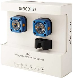 Electron Light Set Electron Pod Blue USB Rechargable