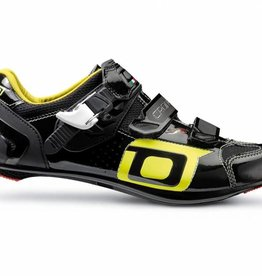 CRONO SHOES ROAD CRONO CLONE NYLON BLACK/GREEN SIZE 40