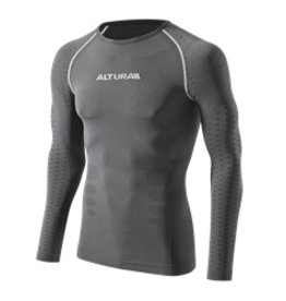 SPORTFUL ALTURA BASELAYER SECOND SKIN L/S GREY