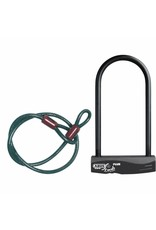 Abus LOCK ABUS SINUS COMBO PACK WITH CABLE