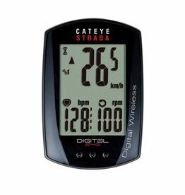 CatEye CATEYE STRADA DIGITAL COMPUTER INCLUDING SPEED/CADENCE SENSOR