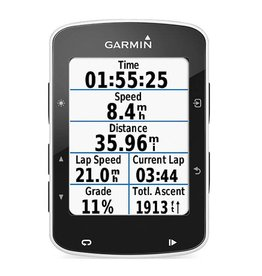 COMPUTER GARMIN EDGE 520 DEVICE ONLY