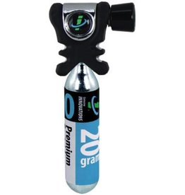 CO2 INFLATOR GENUINE INNOVATIONS AIR CHUCK+ PLUS