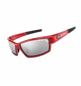 Tifosi SUNGLASSES TIFOSI CAMROCK FULL FRAME INTERCHANGEABLE LENS METALLIC RED