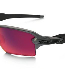 SUNGLASSES OAKLEY FLAK 2.0 XL STEEL PRIZIM LENS