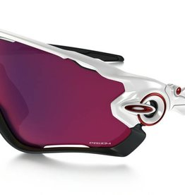SUNGLASSES OAKLEY JAWBREAKER WHITE PRIZM ROAD