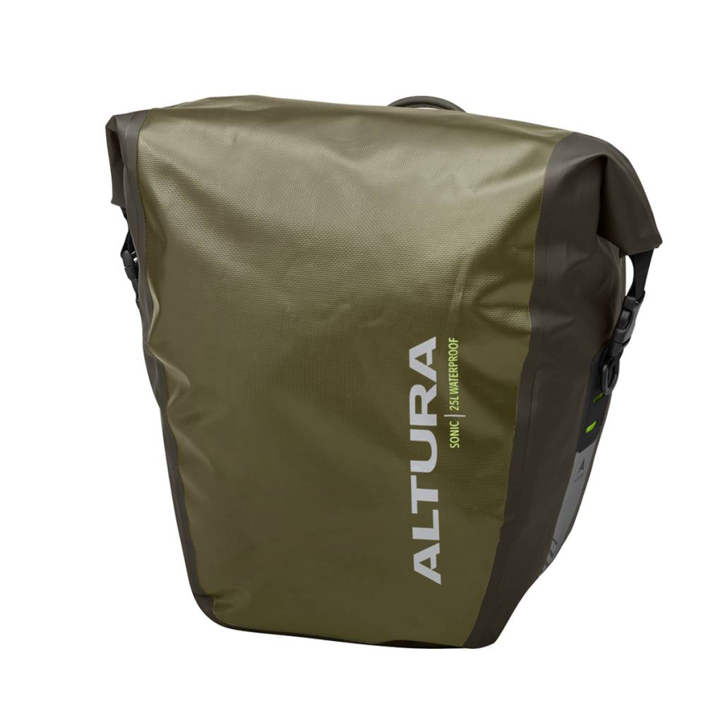 Altura PANNIER BAGS ALTURA SONIC 25 LITRE WATERPROOF SINGLE