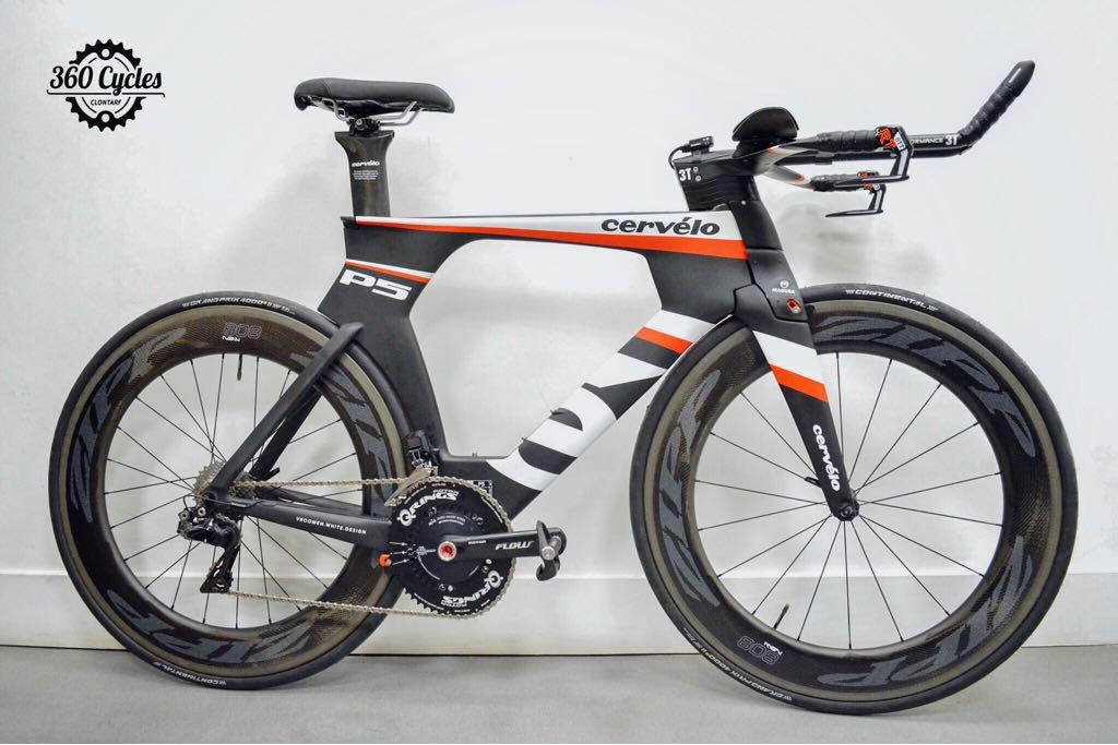 Cervélo P5 Custom Bike Build - 360 Cycles bicycle shop, Clontarf ...