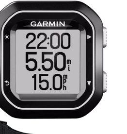 Computer Garmin Edge 25 GPS Bundle with HRM
