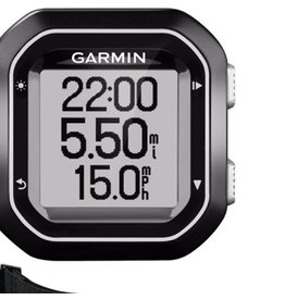 Garmin Computer Garmin Edge 25 GPS Bundle with HRM