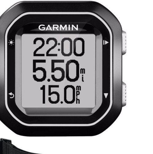 Computer Garmin Edge 25 GPS Bundle with HRM