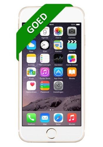 ACTIE: iPhone 6 - 64GB - Goud