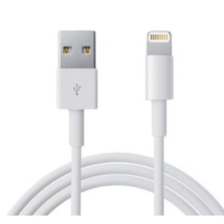 USB Lightning oplaadkabel iPhone / iPad-2