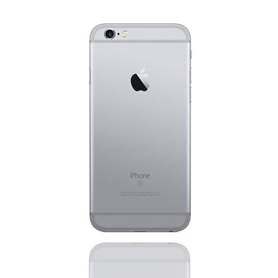 iPhone 6S Refurbished - 64GB - Space Gray - Goed