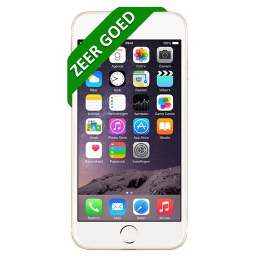 iPhone 6 Refurbished - 64GB - Goud - Zeer goed-1