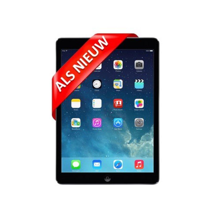 iPad Air WiFi & 4G refurbished - 16GB - Space Gray - Als Nieuw