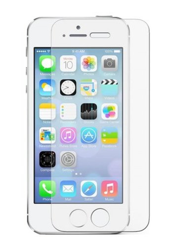 Glass screenprotector iPhone 5/5C/5S/SE