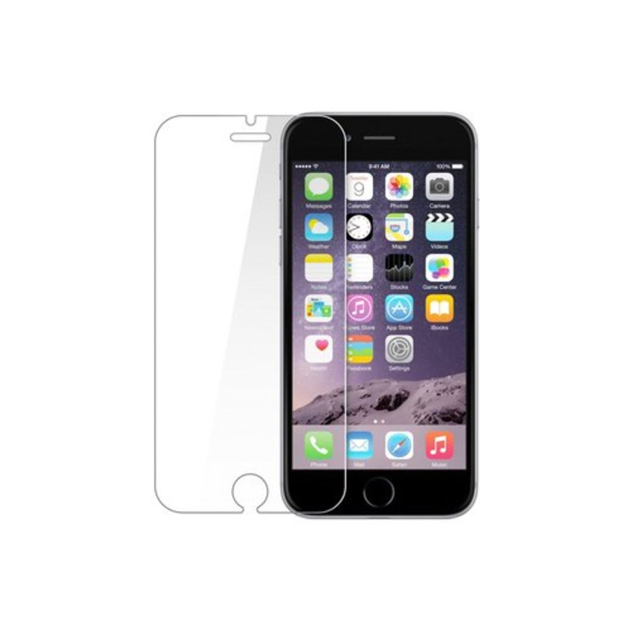 Glass screenprotector iPhone 6S Plus