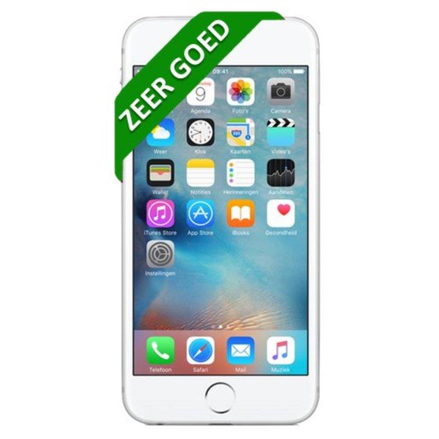 iPhone 6S Refurbished - 64GB - Zilver - Zeer goed-1
