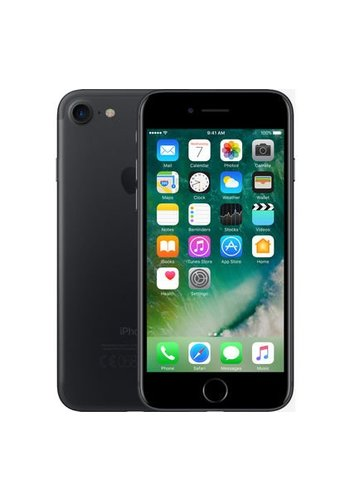 iPhone 7 -128GB - zwart - NIEUW