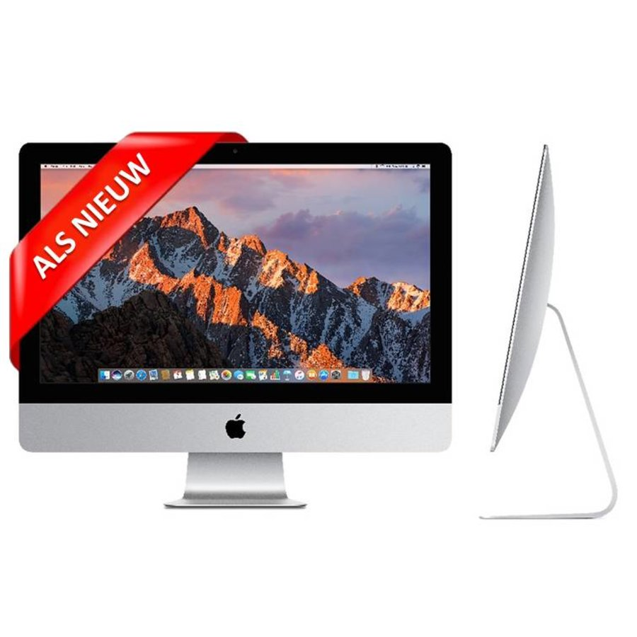 iMac 21 inch Quad Core i5 - Late 2015 - Als nieuw-1