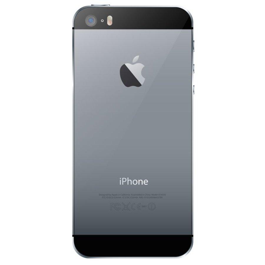 iPhone 5S Refurbished - 32GB - Space Gray - Zeer goed-2
