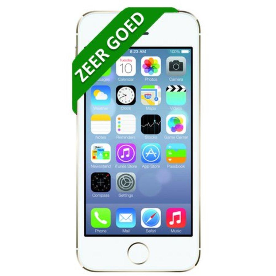 iPhone 5S Refurbished - 16GB - Goud - Zeer goed-1