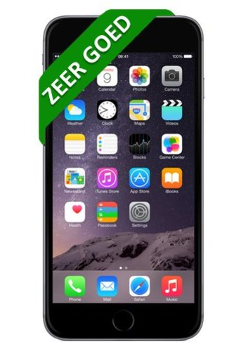 ACTIE: iPhone 6S - 64GB - Space Gray