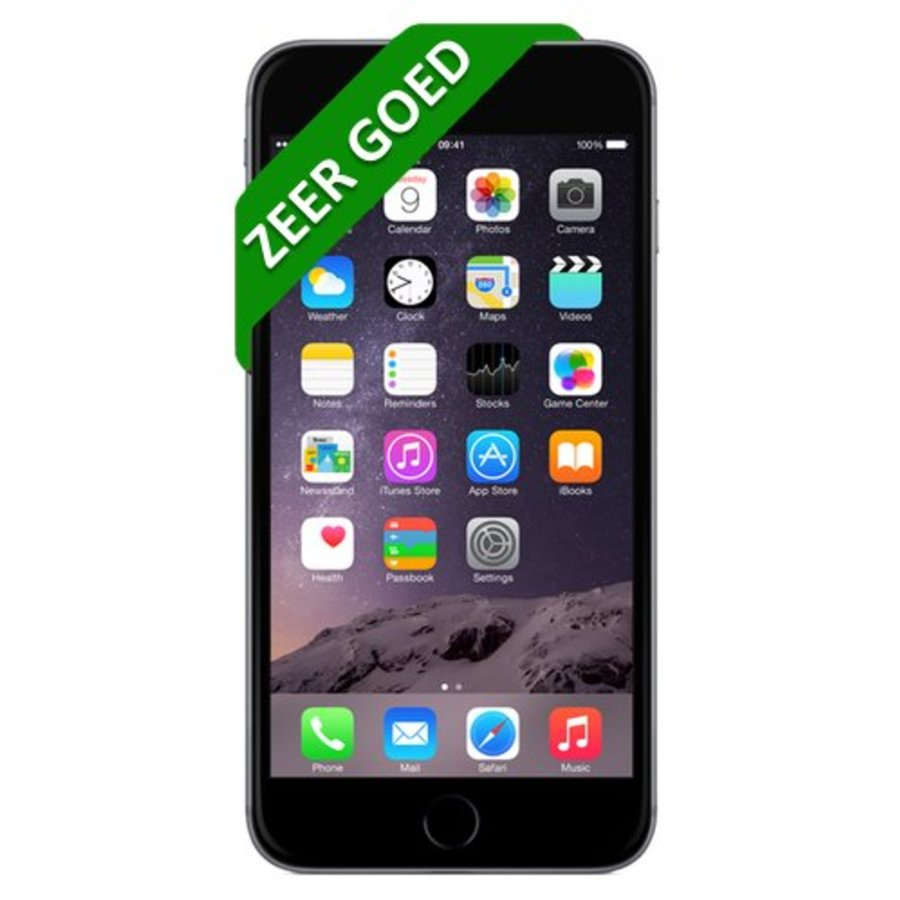 iPhone 6S Refurbished - 64GB - Space Gray - Zeer goed-1