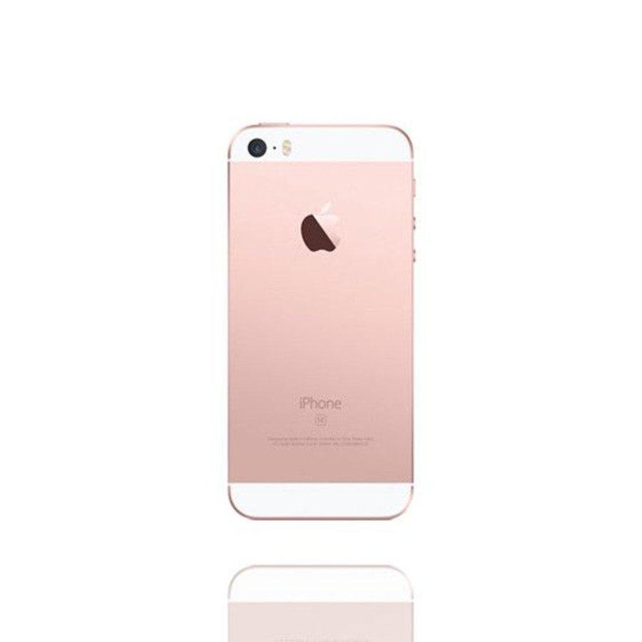 Refurbished iPhone SE 64 GB Rosé Goud - Als nieuw-2