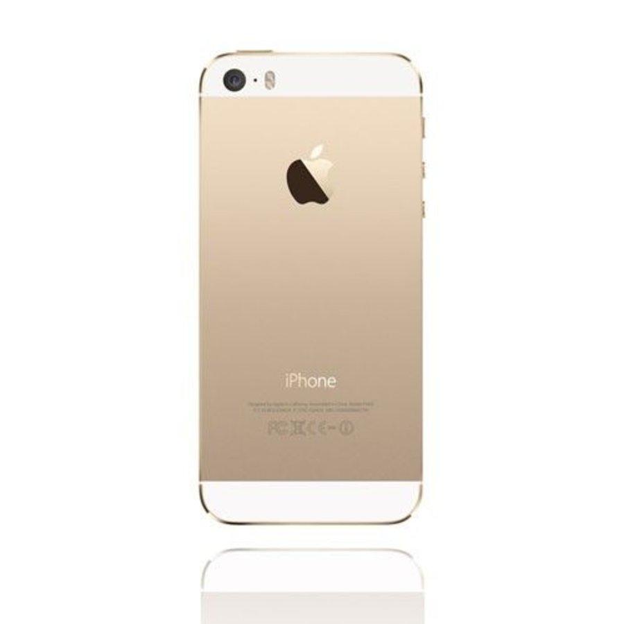iPhone 5S Refurbished - 16GB - Goud - Als Nieuw-2