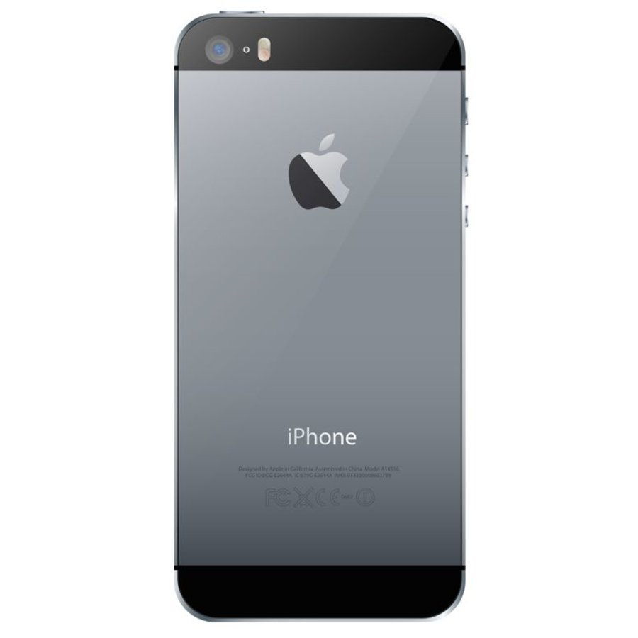 iPhone 5S Refurbished - 32GB - Space Gray - Goed-2