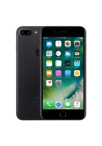 iPhone 7 Plus - 32GB - zwart - NIEUW