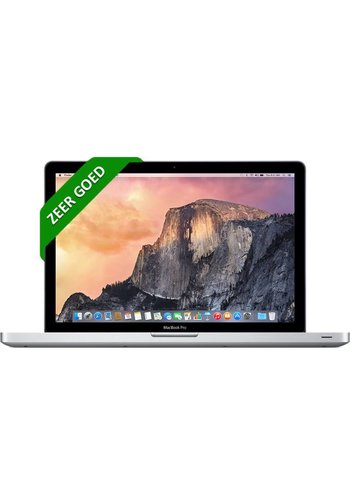 "MacBook Pro 15"" - 128GB SSD - 2012"