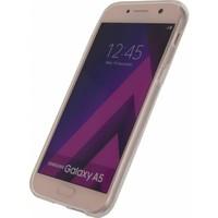 Samsung A5 (2017) - Gelly Case - Doorzichtig