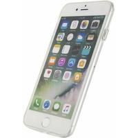 thumb-iPhone 7/8 - Gelly Case - Doorzichtig Zilver-2