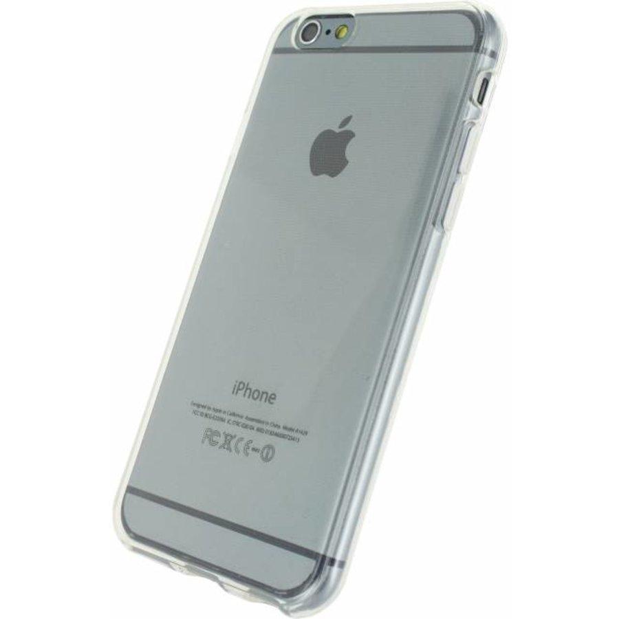 iPhone 6/6S - Gelly Case - Doorzichtig-1